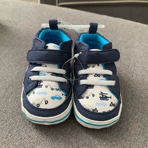 Carter's Baby Boy Shoes Size 0-3 Months